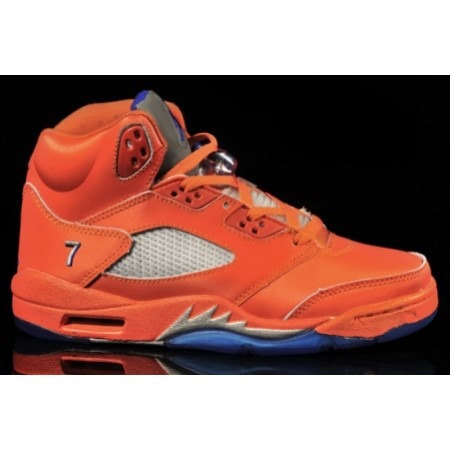 Nike Air Jordan Retro 5 V Orange Blue
