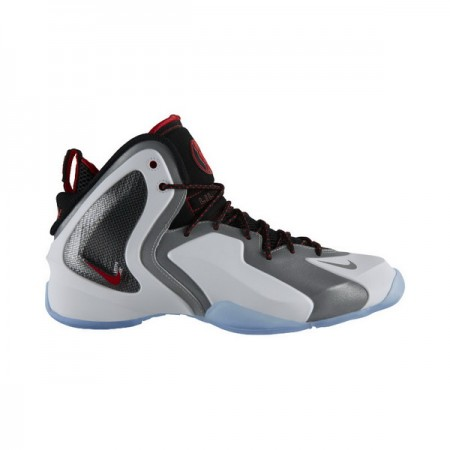 Nike Lil Penny Posite White Black Challenge Red Reflect Silver 630999-100