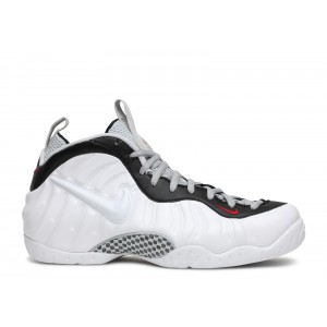 2020 Air Foamposite Pro Chrome White 624041-103