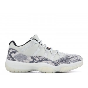Air Jordan 11 Retro Low Light Bone Snakeskin