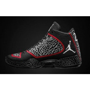 Nike AIR Jordan XX9 Gym Red Black White-Gym Red 695515-023