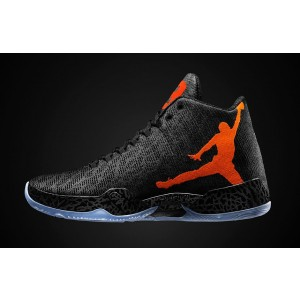 Nike AIR Jordan XX9 Team Orange Black Team Orange-Dark Grey 695515-005