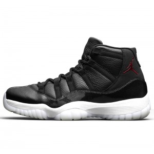 Nike Air Jordan 11 Retro 72-10 Black/Gym Red-White-Anthracite 378037-002