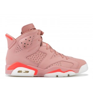 Air Jordan 6 Pink Aleali May ci0550 600