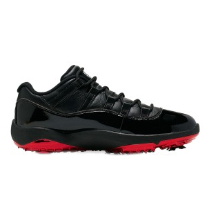 Air Jordan 11 Golf Safari Bred