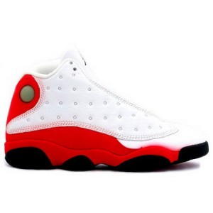 Nike Air Jordan Retro 13 Original White Red