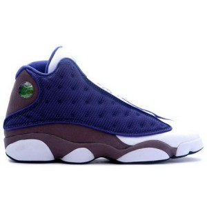 Nike Air Jordan Retro 13 Navy Flint Grey