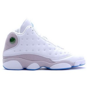 Nike Air Jordan Retro 13 White Neutral Grey
