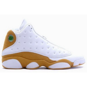 Nike Air Jordan Retro 13 White Wheat