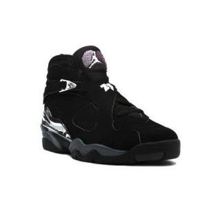 Nike Air Jordan Retro 8 Black Chrome