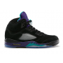 Nike Air Jordan 5 V Black Grape